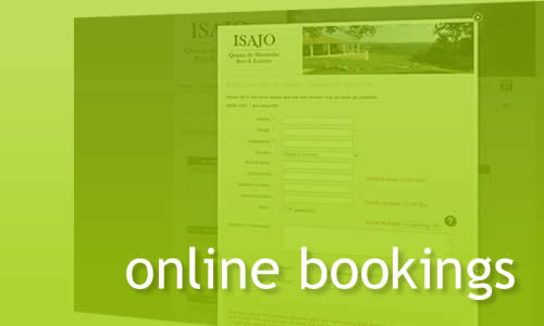 MR Websites online booking systems